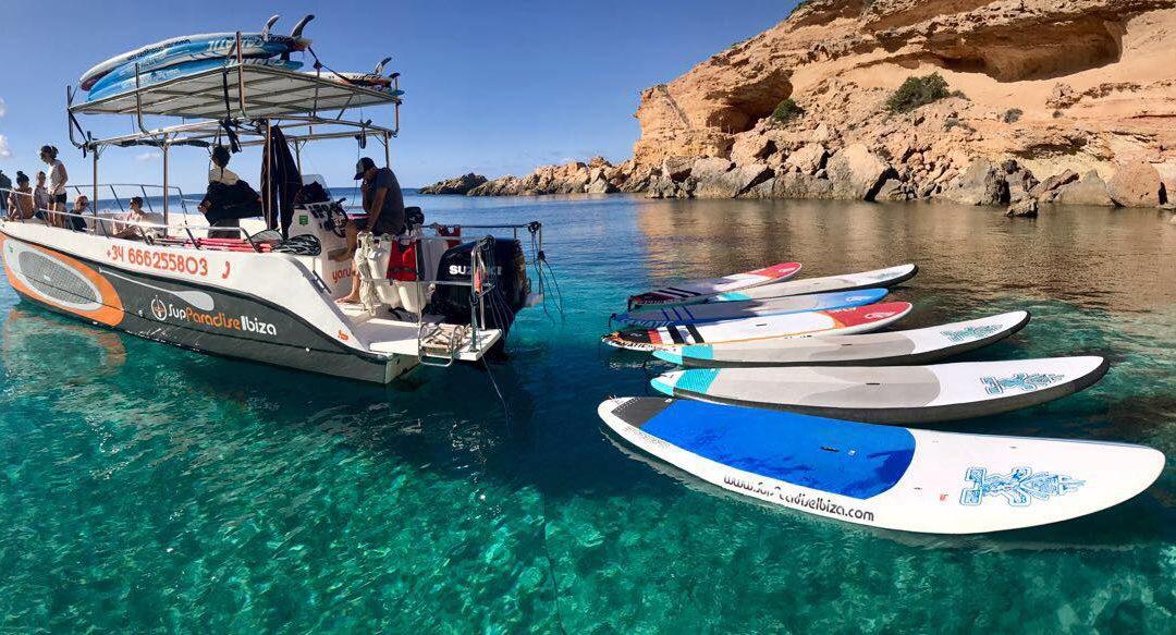 Disfruta de actividades en Ibiza y Formentera